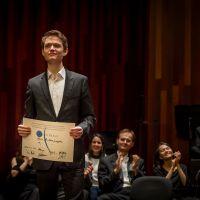 Felix Mildenberger, 2o premio