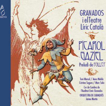 PICAROL y GAZIEL, Enrique Granados