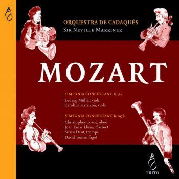 MOZART: Sinfonías concertantes