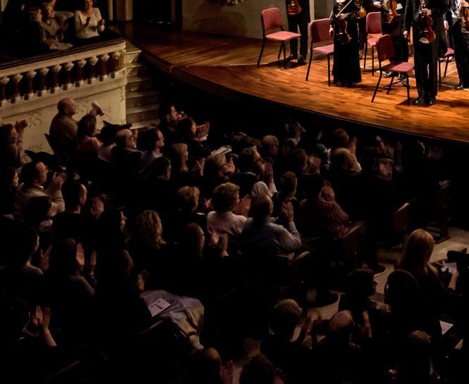 Orquestra de Cadaqués AUDICIONS INSTRUMENTS DE CORDA